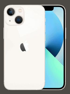 congstar - Apple iPhone 13 mini - polarstern (weiß)