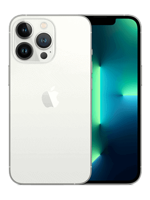 congstar - Apple iPhone 13 Pro - silber