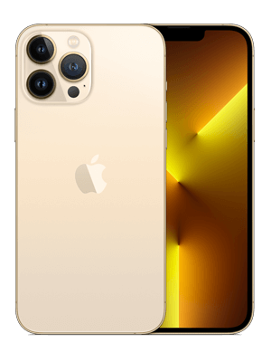 congstar - Apple iPhone 13 Pro Max - gold