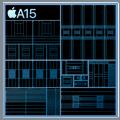 Prozessor vom Apple iPhone 13 mini